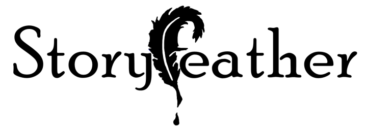 Storyfeather Logo Original Final