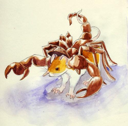 Scorpion Mouse