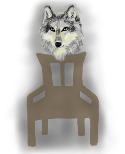 The Wolf Chair