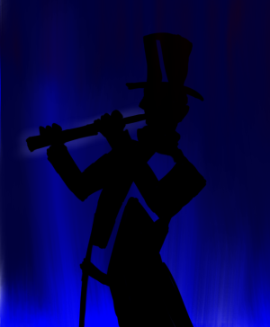 Blue Piper