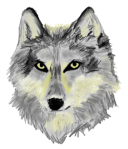 Storyfeather Wolf Head 200 dpi Final