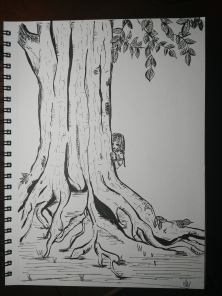 Day 13: Ash Tree in Slumberland