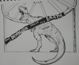Day 23: When Dinosaurs Ruled the Earth
